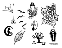 Free henna designs: Pokeman henna designs.