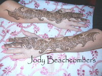 Learn all about henna fillers, how and when to use them and how to keep them neat and clean.