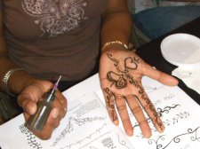 Simply Henna 101 Workshop