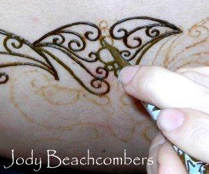 Henna Tattoo How To : Henna tattoo how to archives tatoo idea