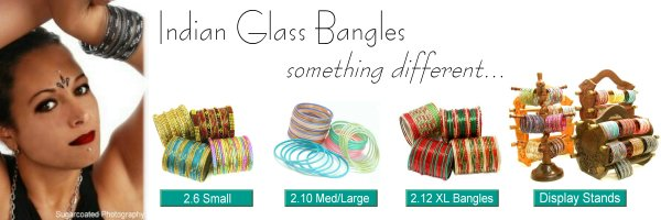 Indian glass bangles for women. Glass bangle sets and Indian bracelet gifts