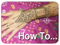 Henna how tos for every question you have